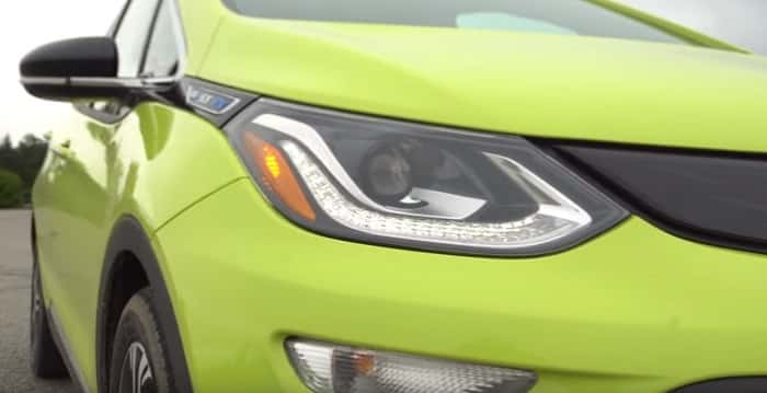 Chevy Bolt Review